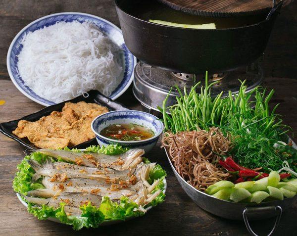 Cá khoai nấu lẩu