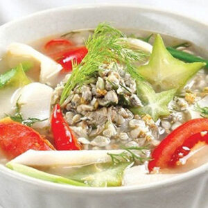Canh hến