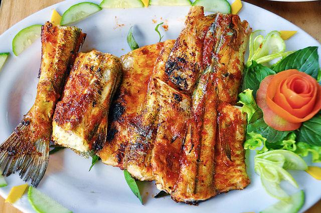 Cá Xương Xanh Cắt Khúc (khay 500g) | Saithanhfoods